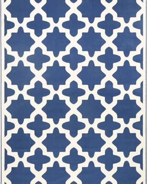Zala Living Modrý koberec Zala LivingNoble, 160x230cm