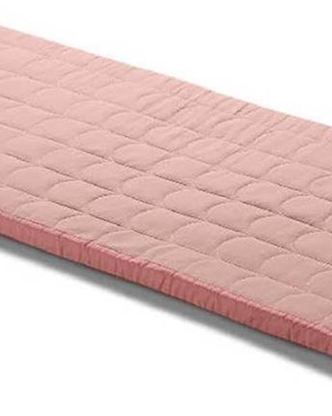 Flexa Růžová hrací matrace Flexa Room, 60 x 140 cm