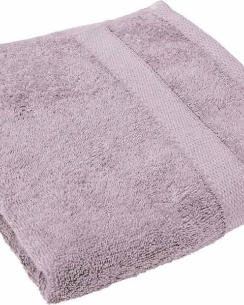 Tiseco Home Studio Šeříkově fialový ručník Tiseco Home Studio, 50 x 100 cm