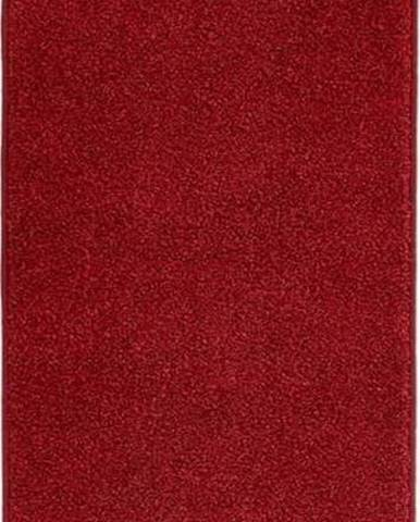 Červený koberec Hanse Home Pure, 80x150cm