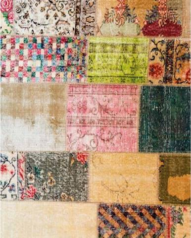 Odolný vinylový koberec Vintage Tiles, 60x100 cm