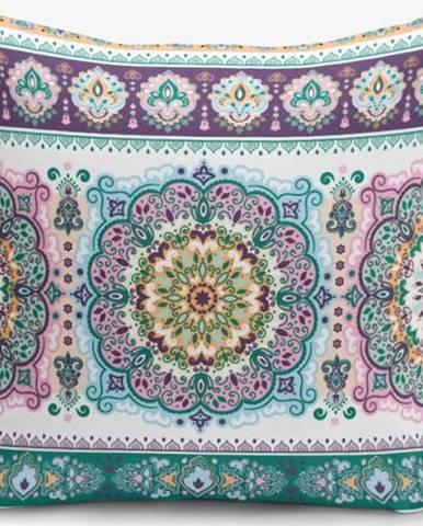 Povlak na polštář Minimalist Cushion Covers Ethnic Geometric, 45x45cm