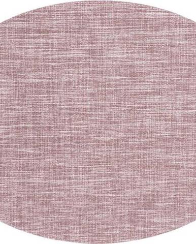 Růžovofialové prostírání Tiseco Home Studio Oval, 46 x 33 cm