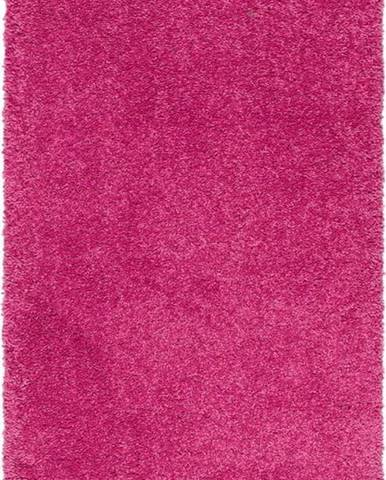 Růžový koberec Universal Aqua Liso, 67 x 125 cm