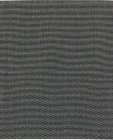 Tmavě šedé prostírání Zic Zac, 45 x 33 cm