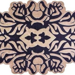 Koberec Vitaus Zindaya Siyahvarak, 60 x 100 cm