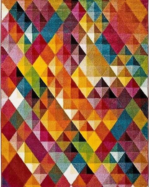 Universal Koberec Universal Belis Triangles, 140 x 200 cm