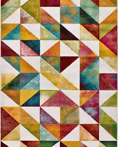 Universal Koberec Universal Pandora Triangles, 80 x 150 cm
