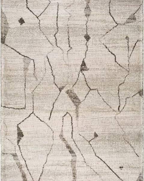 Universal Krémový koberec Universal Moana Creo, 60 x 110 cm