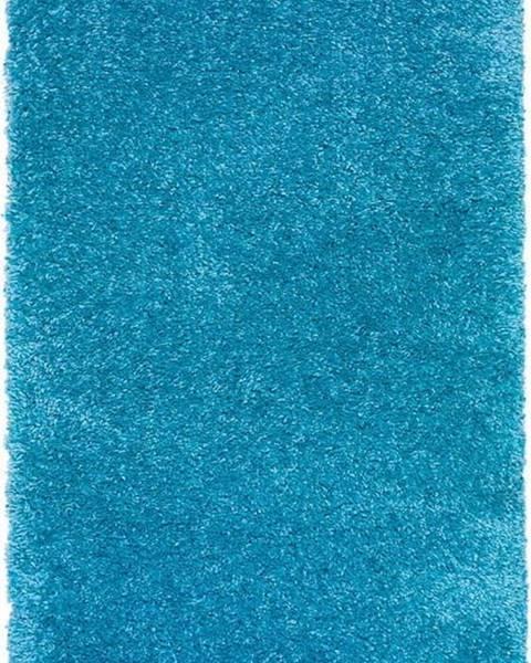 Universal Modrý koberec Universal Aqua Liso, 57 x 110 cm
