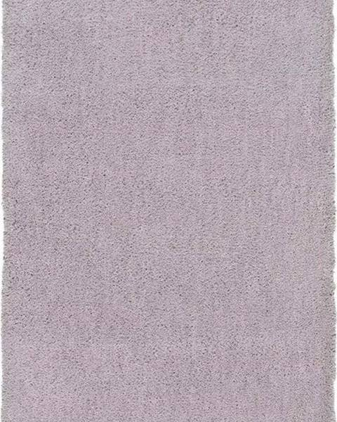 Universal Světle šedý koberec Universal Shanghai Liso, 60x110cm