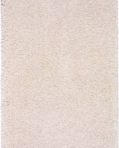 Krémově bílý koberec Universal Aqua Liso, 57x110cm