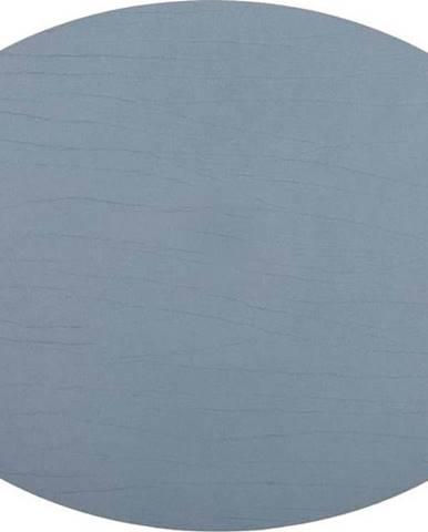 Modré prostírání z recyklované kůže ZicZac Titan, 33x45cm