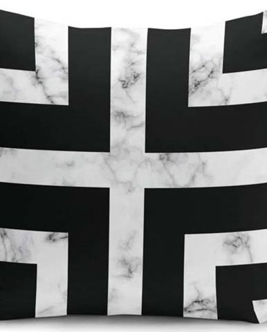 Povlak na polštář Minimalist Cushion Covers Venteo, 45 x 45 cm