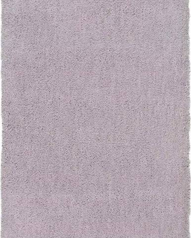 Světle šedý koberec Universal Shanghai Liso, 60x110cm