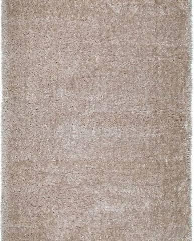 Béžový koberec Universal Aloe Liso, 80x150cm