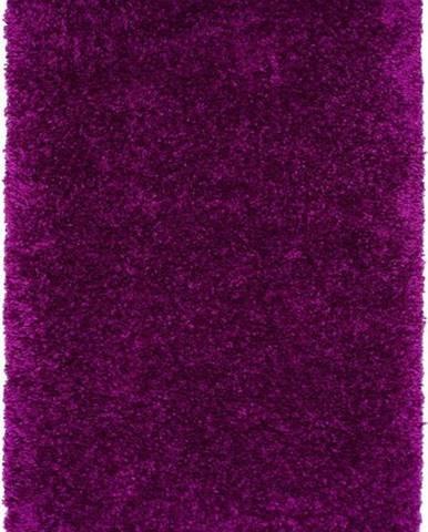 Fialový koberec Universal Aqua Liso, 67 x 300 xm
