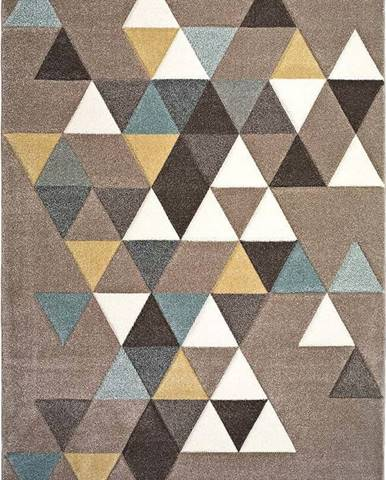 Koberec Universal Triangles,60x120cm