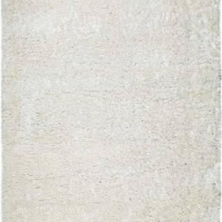Krémový koberec Universal Aloe Liso, 80 x 150 cm