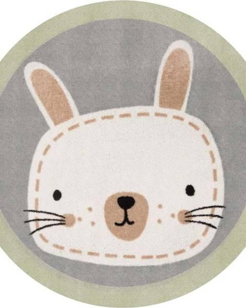 Zala Living Dětský koberec Zala Living Rabbit, ⌀100cm