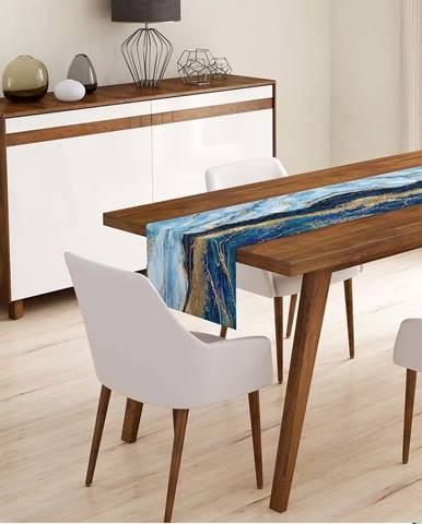 Běhoun na stůl z mikrovlákna Minimalist Cushion Covers Nasto, 45x145cm