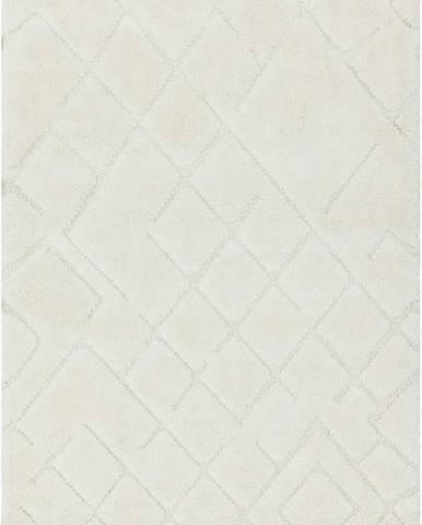 Béžový koberec Asiatic Carpets Vanilla, 80 x 150 cm