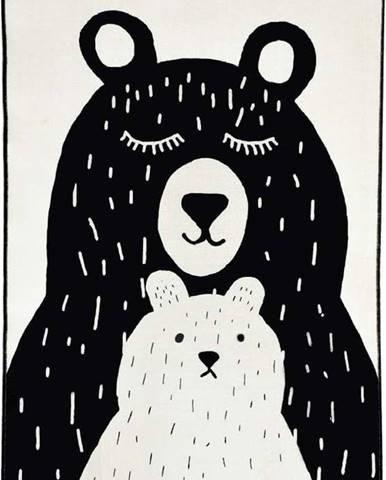 Dětský koberec Bears, 100x160cm