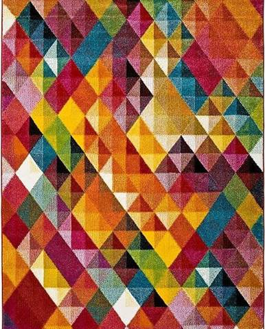 Koberec Universal Belis Triangles, 120 x 170 cm