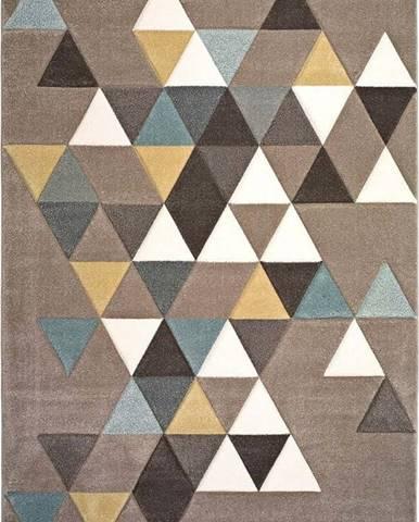 Koberec Universal Triangles,200 x 290 cm