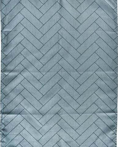 Modrá kuchyňská utěrka z bavlny Södahl, 50x70cm