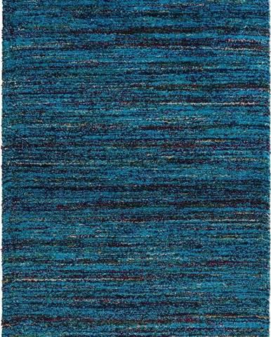 Modrý koberec Mint Rugs Chic, 120x170cm