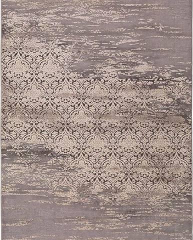 Šedý koberec Universal Arabela Beig, 120x170cm