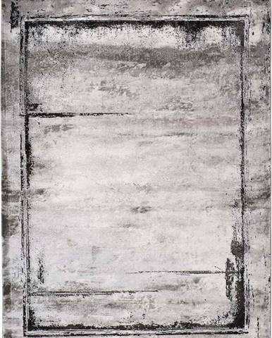 Šedý koberec Universal Artist, 140 x 200 cm