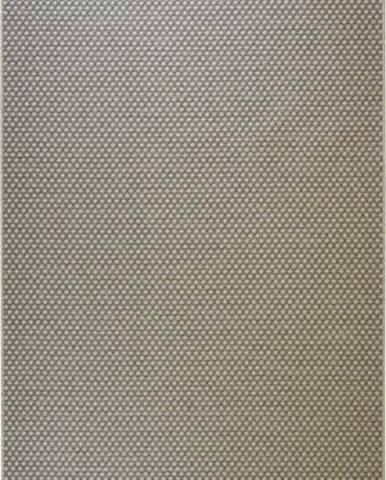 Šedý venkovní koberec Floorita Pallino, 130 x 190 cm