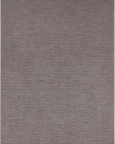 Tmavě šedý koberec Mint Rugs Supersoft, 80 x 150 cm