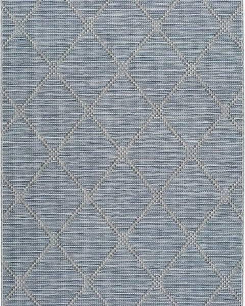 Universal Modrý venkovní koberec Universal Cork, 130 x 190 cm