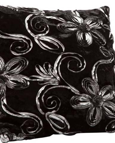 Černý povlak na polštář Mauro Ferretti Cuscino, 40x40cm