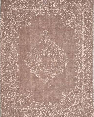 Hnědý koberec LABEL51 Vintage, 230x160cm