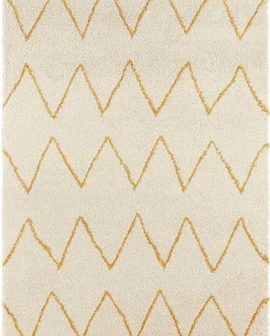 Krémový koberec Mint Rugs Ruby, 160x230cm