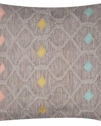 Polštář na sezení z recyklovaného polyesteru vhodný do exteriéru Nattiot Dristy, 60 x 60 cm