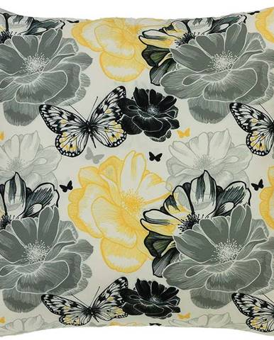 Povlak na polštář Mike&Co.NEWYORK Butterflies, 43 x 43 cm