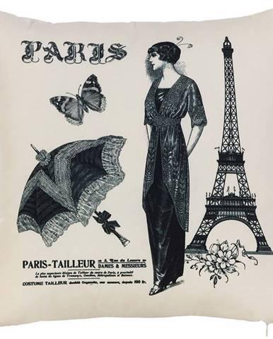 Povlak na polštář Mike&Co.NEWYORK Paris, 43 x 43 cm