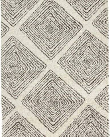 Šedý koberec Mint Rugs Wire, 160x230cm