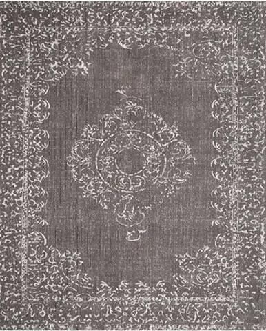 Tmavě šedý koberec LABEL51 Vintage, 230x160cm