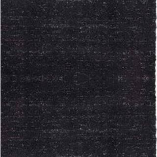Antracitový běhoun běhoun Elle Decoration Passion Orly, 80 x 200 cm