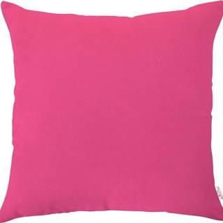 Růžový povlak na polštář Mike&Co.NEWYORK, 43 x 43 cm