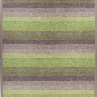 Zelený oboustranný koberec Narma Luke Green, 200 x 300 cm
