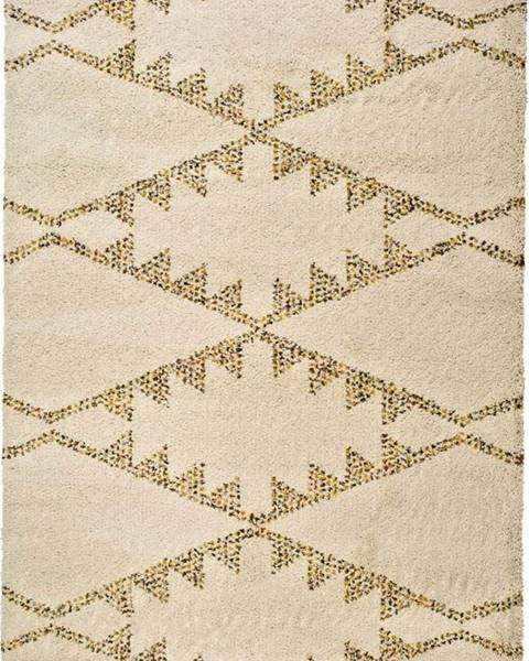 Universal Béžový koberec Universal Zaida Mostaza, 160 x 230 cm