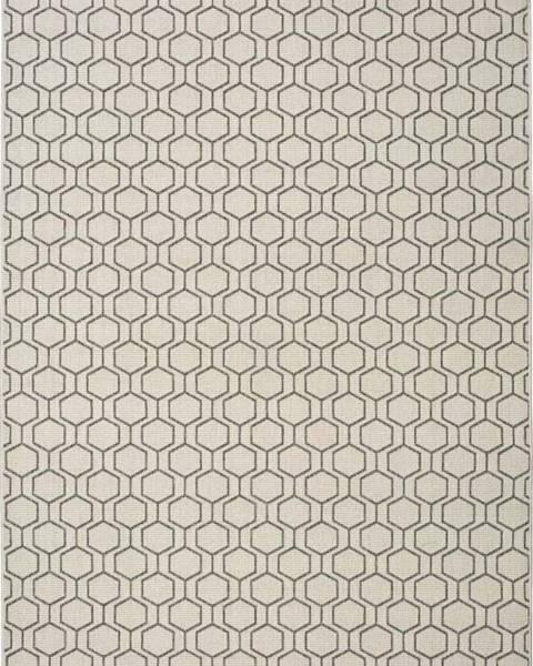 Universal Šedobéžový venkovní koberec Universal Clhoe, 140 x 200 cm