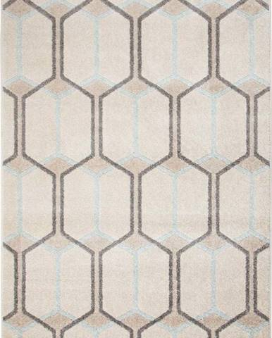 Béžový koberec Flair Rugs Urban Trellis, 200 x 275 cm